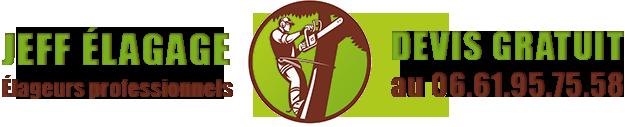 Jeff élagage Logo